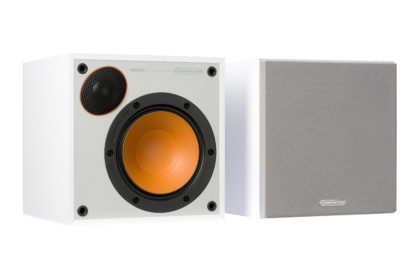 Monitor Audio Monitor 50 Bookshelf Speakers, Black